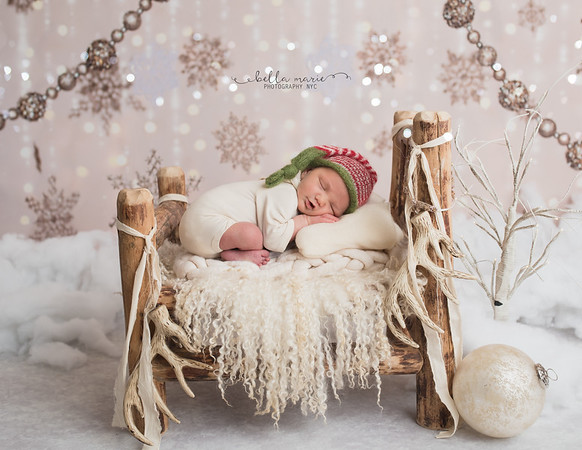 Baby Rocco Newborn Session