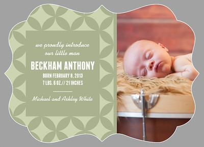 beckham products