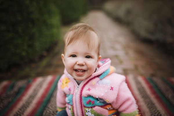 Caelyn {One Year Mini}