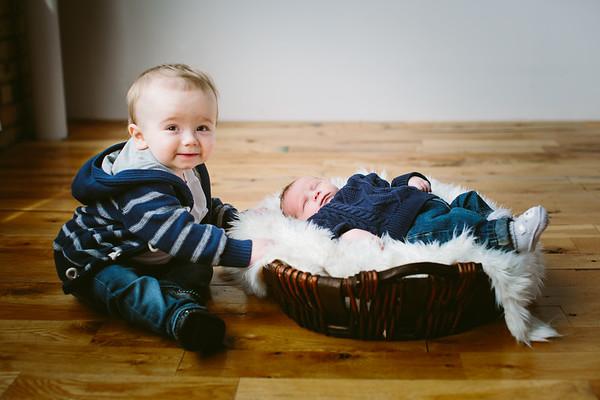 Curtin Newborn Family