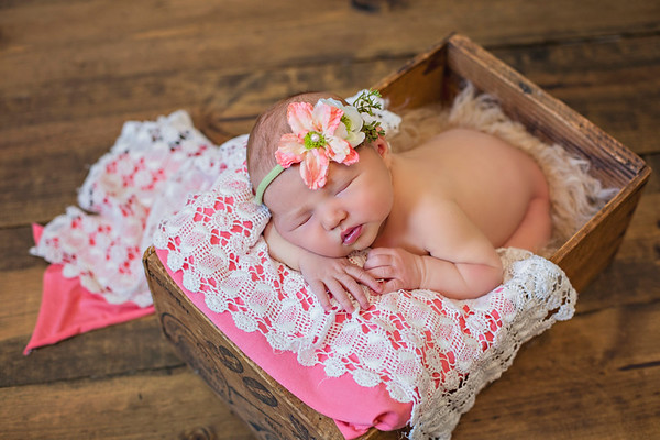Kate's newborn