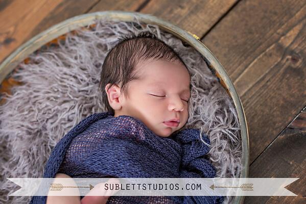 Luca newborn