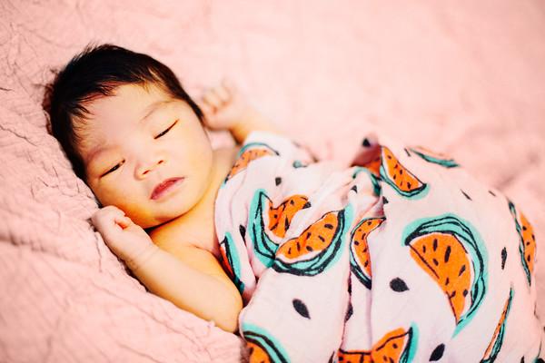 Maddie Rose | Newborn