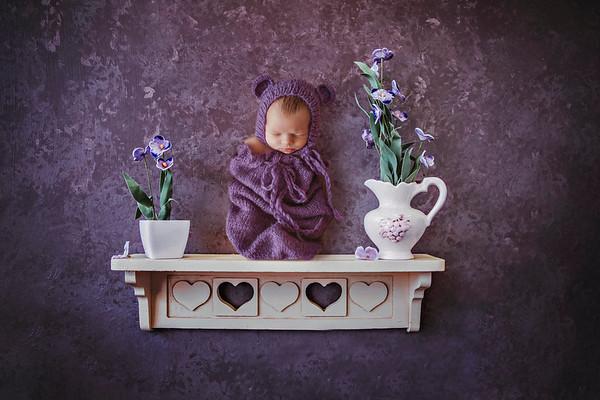 Scarlett Newborn 2018