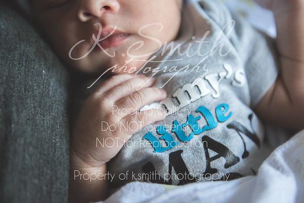 Zane | Newborn Hospital Session | Carmichael CA | October 2014
