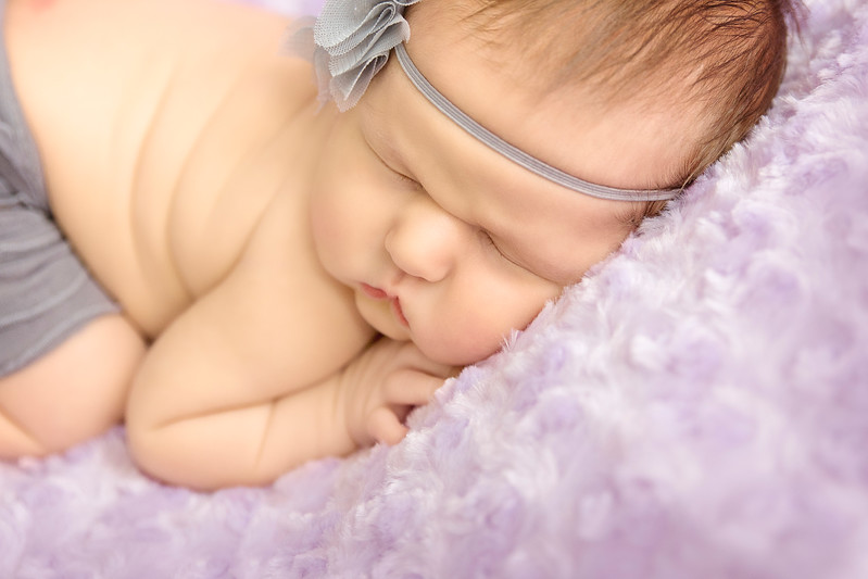 Addsion's Newborn Portraits