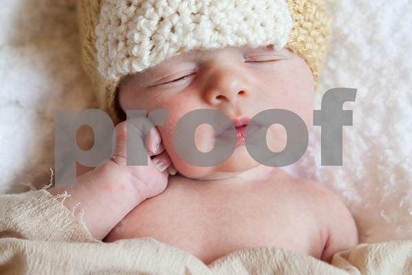 Baby K: 2-weeks-old