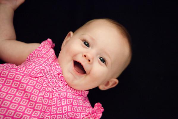 Ella: 6 Months Old