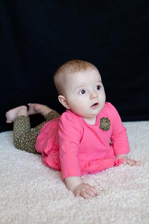 Maya: 6 Months Old