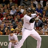Boston: Red Sox designated hitter, David Ortiz. Photo by Ben Laing/Newburyport Daily News September 22, 2008.