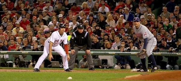 Boston: Red Sox centerfielder Jacoby Ellsbury. Photo by Ben Laing/Newburyport Daily News September 22, 2008.
