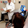 Newburyport:<br /> Lanceford M. Chong, M.D.,M.P.H. is the Director of Radiation Oncology at the Commonwealth Newburyport Cancer Center.<br /> Photo by Bryan Eaton/Newburyport Daily News Thursday, December 04, 2008