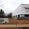 Amesbury:<br /> The Andrew building on Hunt Road is under consideration for a new DPW garage for Amesbury as well as a site, in rear, for a compost site.<br /> Photo by Bryan Eaton/Newburyport Daily News Thursday, December 11, 2008
