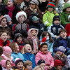 Amesbury:<br /> Students from the Amesbury Elementary School walked to the amphitheater in the Upper Millyard on Tuesday to perform Christmas songs for parents who braved the cold weather.<br /> Photo by Bryan Eaton/Newburyport Daily News Tuesday, December 16, 2008