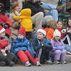 Amesbury:Kids and adults wait for Santa all bundled up at the Amesbury Santa Parade and Tree Lighting Saturday afternoon. photo by Jim Vaiknoras/Newburyport Daily News. Saturday December 6, 2008