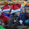 Amesbury:Tiger cubs wave to the crowd during  the Amesbury Santa Parade and Tree Lighting Saturday afternoon. photo by Jim Vaiknoras/Newburyport Daily News. Saturday December 6, 2008