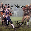 Newburyport: Georetown quarterback Joe Esposito. Photo by Ben Laing/Newburyport Daily News Friday November 14, 2008.