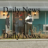 Salisbury:<br /> Federal agents enter Kittens Gentleman's Club in Salisbury during a raid yesterday.<br /> Photo by Bryan Eaton/Newburyport Daily News Thursday, November 13, 2008