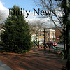 Amesbury:<br /> Amesbury's Christmas tree was put into Market Square on Wednesday morning. The tree will be lit at the end of the Santa Parade on Saturday, December 6.<br /> Photo by Bryan Eaton/Newburyport Daily News Wednesday, November 26, 2008