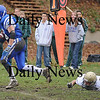 Georgetown:Georgetown's Anthony Conti runs against North Reading Saturday at Georgetown.<br /> photo by Jim Vaiknoras/Newburyport Daily News Saturday November 8, 2008