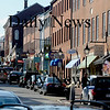 Newburyport:State Street in  Newburyport. photo by Jim Vaiknoras/Newburyport  Daily News. Sunday November 8, 2008