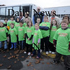 Salisbury: Kids from the Salisbury Boys and Girls Club get ready to head out to the Boston Garden Saturday night to attend a Bruins game, courtesy of TD Bank North.photo by Jim Vaiknoras/Newburyport  Daily News. Sunday November 8, 2008