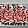 Amesbury:<br /> Amesbury High football team 2008.<br /> Photo by Bryan Eaton/Newburyport Daily News Saturday, August 30, 2008