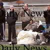 Newburyport:<br /> Newburyport High field hockey fans braved the cold and wind yesterday to watch their team take on Tewksbury in a state tournament game. The Clippers prevailed 3-1.<br /> Photo by Bryan Eaton/Newburyport Daily News Wednesday, October 29, 2008