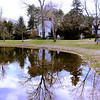 Newbury:<br /> Newbury's Upper Green.<br /> Photo by Bryan Eaton/Newburyport Daily News Friday, April 17, 2009