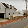 Newburyport:<br /> A new garage built just west of Hale Park on Water Street.<br /> Photo by Bryan Eaton/Newburyport Daily News Wednesday, April 01, 2009