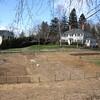 Newbury:The organic garden behind the First Parish Church in Newbury.Jim Vaiknoras/staff photo