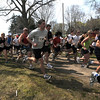 Newburyport: The start of the Maudslay Dirty Duathlon at Maudslay Sun day morning.Jim Vaiknoras/staff photo