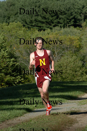 Newburyport: Clippers in the cross country meet with Ipswich and Lynnfield.Photo by Bryan Eaton/Newburyport Daily News Wednesday, September 10, 2008