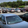 Newburyport: Park and Ride lot on Route 113. Bryan Eaton/Staff Photo Newburyport News  Tuesday August 4, 2009.