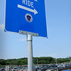Newburyport: Park and Ride lot on Route 113 near Interstate 95. Bryan Eaton/Staff Photo Newburyport News  Tuesday August 4, 2009.