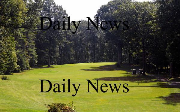 hampton: The 12th hole at Sagamore Springs in Hampton a 420 yard par 4. Jim Vaiknoras/Staff photo
