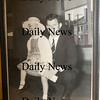 Newburyport:Photo of Senator Kennedy with Marcia Foley during a 1962 campain stop in Newburyport.