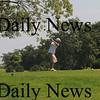 Essex: A golfer tees off at  5th hole at Cape Ann a 336 yard par 4. Jim Vaiknoras/Staff photo
