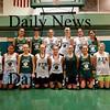 West Newbury: The 2009-10 Pentucket Girls Basketball team. Photo by Ben Laing/Staff Photo