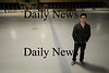 Newburyport: Film maker Andrew White on the ice at the Graf Rink in Newburyport. Jim Vaiknoras/Staff photo