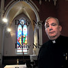 Amesbury:<br /> Father Jack Gentleman of Holy Family Parish in Amesbury.<br /> Photo by Bryan Eaton/Newburyport Daily News Thursday, February 26, 2009