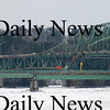 Amesbury: Both the Hines Bridge and the Whittier Bridge are scheduled for repairs in the near future. Photo by Ben Laing/Newburyport Daily News Thursday January 8, 2009.