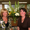 Newburyport: Seventh grade teacher Lisa Furlong, left, and Dianna Oullette, right, a kindergarten teacher at the Brown School are two of this year's winners of the Molin Award for Excellence in Teaching. Photo by Ben Laing/Staff Photo