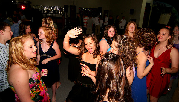 Amesbury: The eighth graders at Amesbury Middle School had their end of the year dance Tuesday night, celebrating their move up to the high school next year. Photo by Ben Laing/Staff Photo