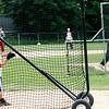 Newburyport: The Clippers take some batting practice Friday afternoon in preperation for Newburyport's game Saturday against Georgetown. Photo by Ben Laing/Staff Photo