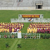 Newburyport: The Newburyport graduation Sunday at World War Memorial Stadium.Jim Vaiknoras/staff photo