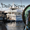 Newburyport:<br /> The Captain Red has returned to the Newburyport waterfront, a sign that boating season is approaching. Some boat yards will be putting in docks next week.<br /> Photo by Bryan Eaton/Newburyport Daily News Wednesday, March 25, 2009