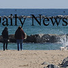 Salisbury; Beach goers in Salisbury enjoy a little bit of spring Saturday before winter returned.photo by Jim Vaiknoras, Newburyport Daily News, Saturday February 28, 2009
