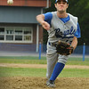 Georgetown: Georgetown pitcher Ryan  Browner hurls against Rockport.  Bryan Eaton/Staff Photo  Newburyport News  Thursday May 14, 2009.