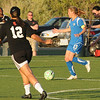 Amesbury: Boston Breakers met up with Boston Aztec last night at the Amesbury Sports Park. Bryan Eaton/Staff Photo  Newburyport News  Thursday May 21, 2009.